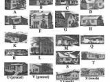 801F17 The Houses Handford Built- Richland's Alphabet Houses
