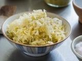 Fermenting Sauerkraut