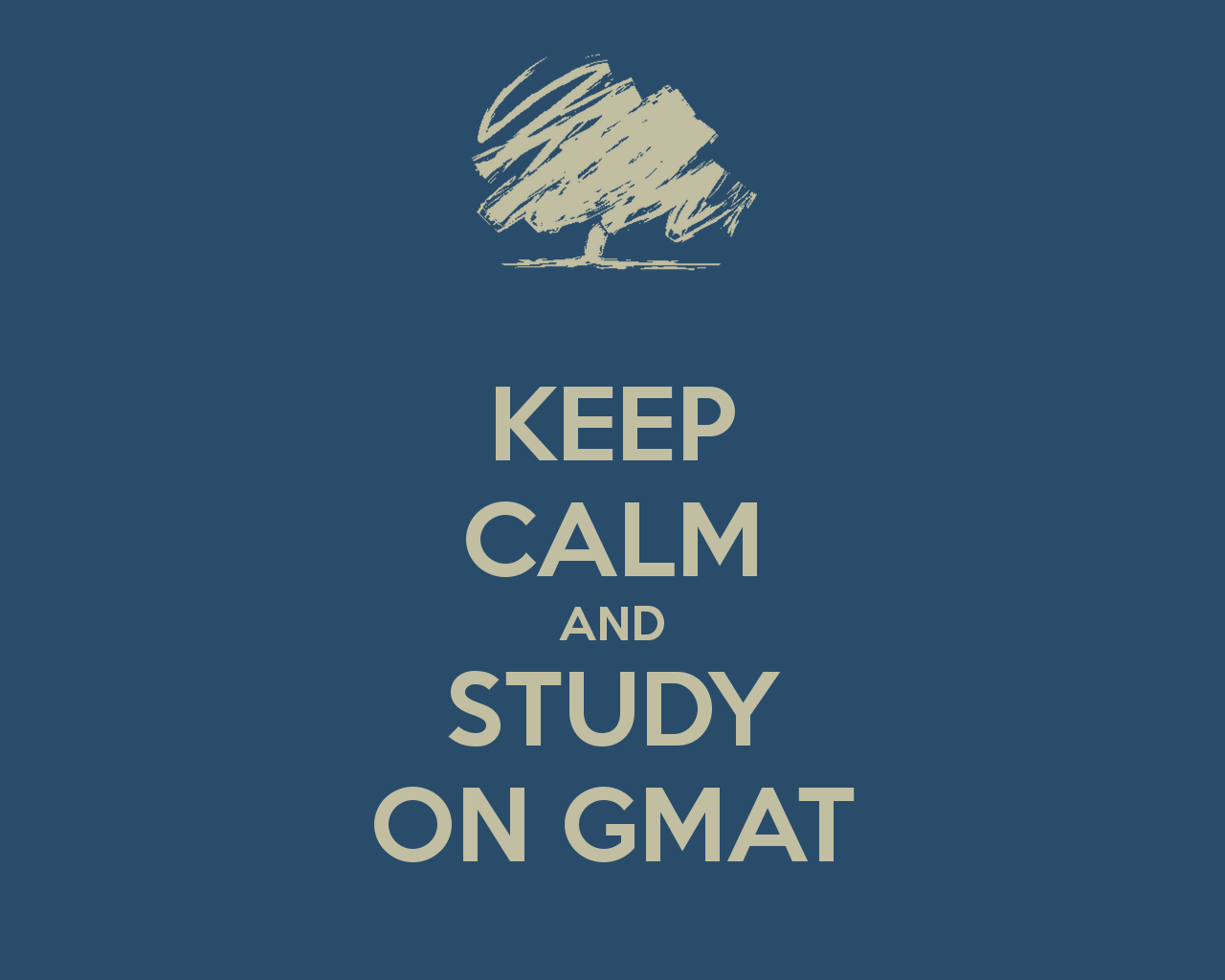 Preparing for the GMAT 7/1
