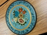 Rosemaling in the Valdres Style