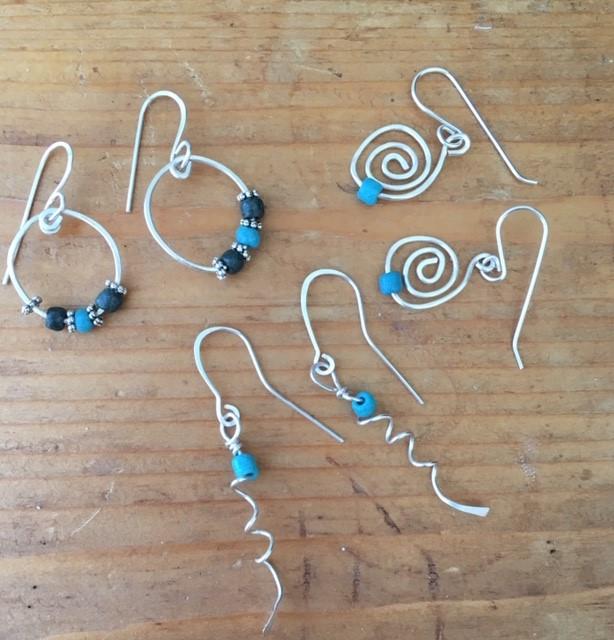 DIY Earrings 4/24