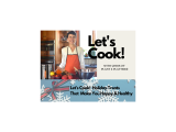 12pm Let's Cook! Holiday Treats That Make You Happy & Healthy