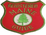 Registered Maine Guide