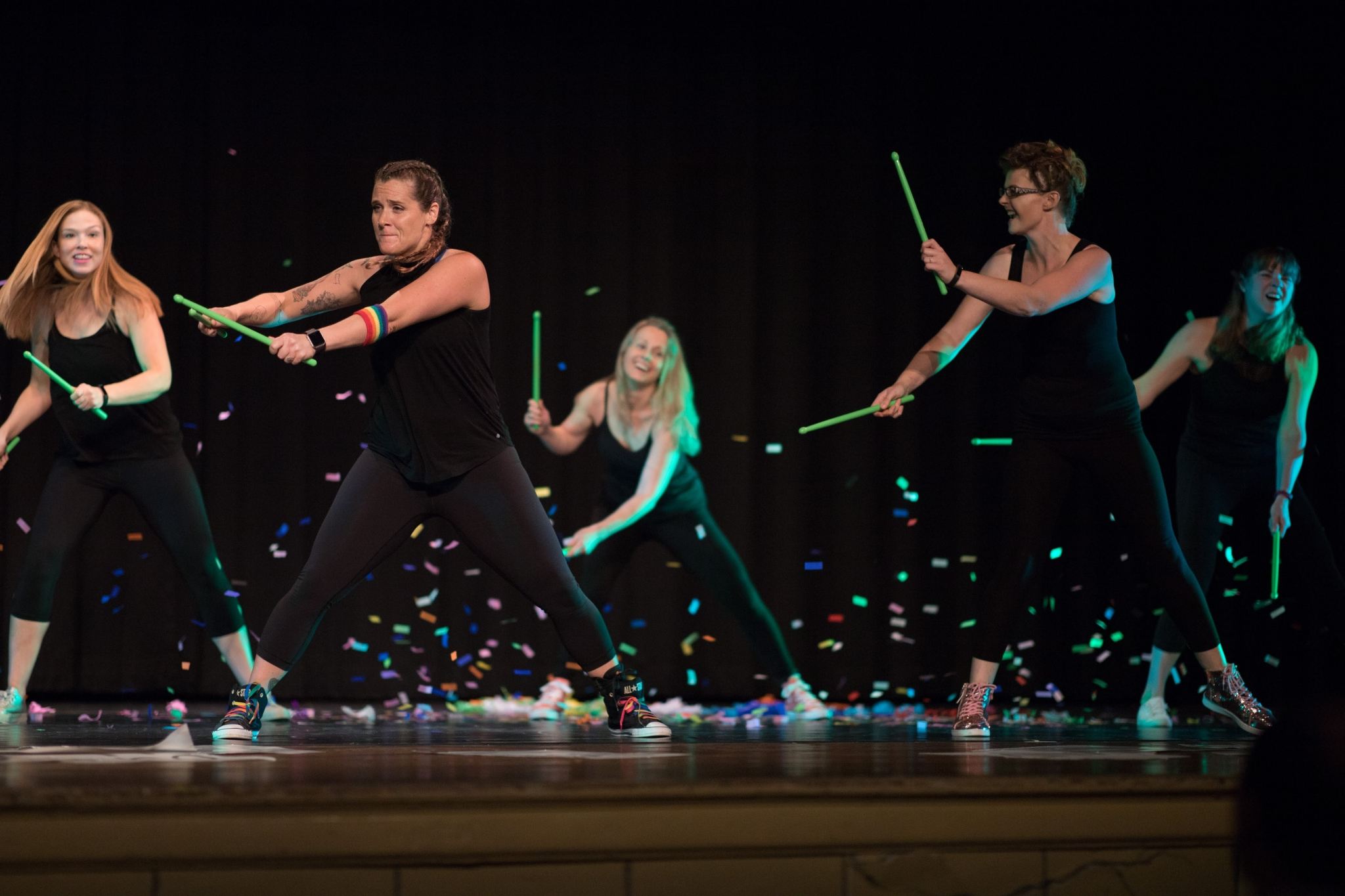 Pound (Dance Fitness with Rip Sticks) - Session 1