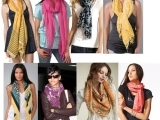 Accessorizing with Scarves