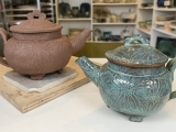 Hand Built Pottery: The One-Cup Teapot