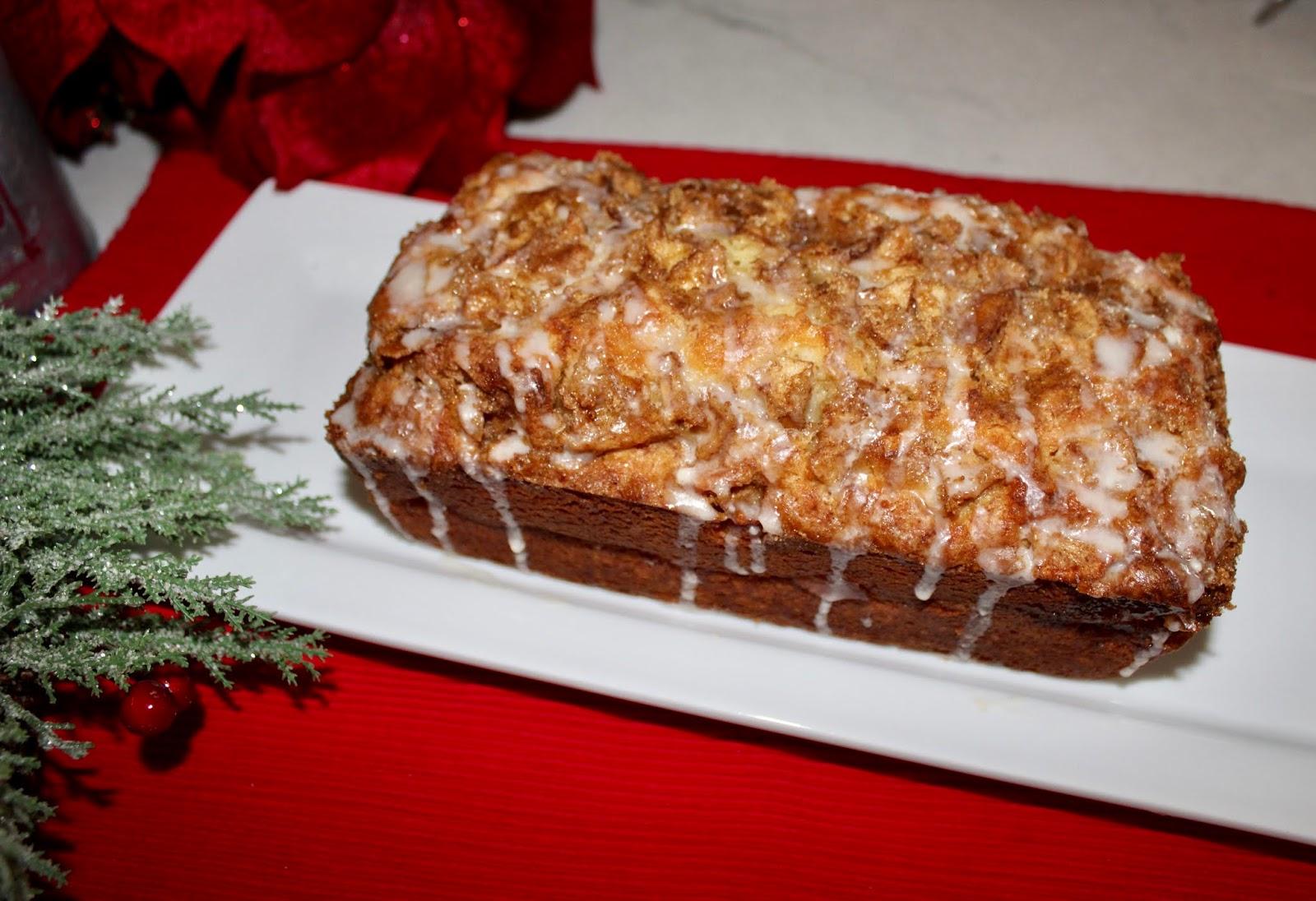 Luscious Loaf Cakes