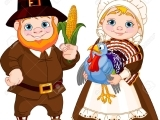 THEMED GAMES AND CRAFTS - 'THANKSGIVING NIGHT'