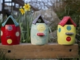Bird House Decorating and Design