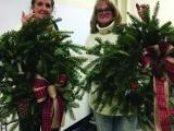 Fresh Fir Holiday Wreath