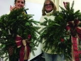 Fresh Fir Holiday Wreath