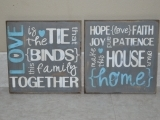 Pallet Sign Painting