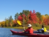 Fall Kayak Outing