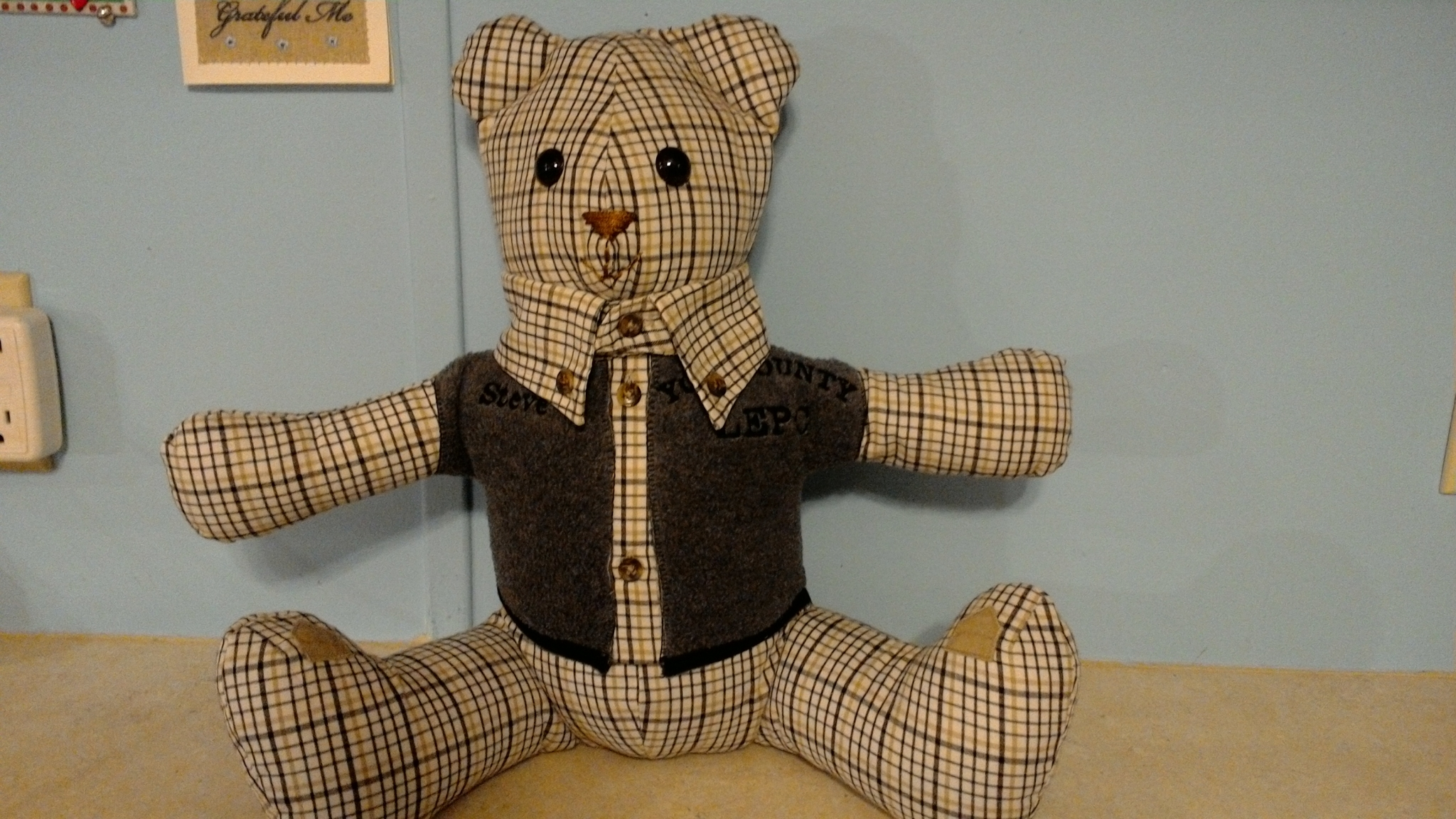 Remembrance Bear SII - Spring 2019