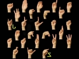 American Sign Language Level II, Practice Session
