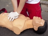 BLS Provider (Basic Life Support) CPR/AED (CRN: 27594)