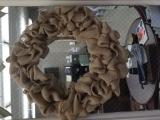 Burlap Wreath Making Workshop