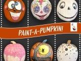 Mommy & Me Pumpkin Paint Night Orono o
