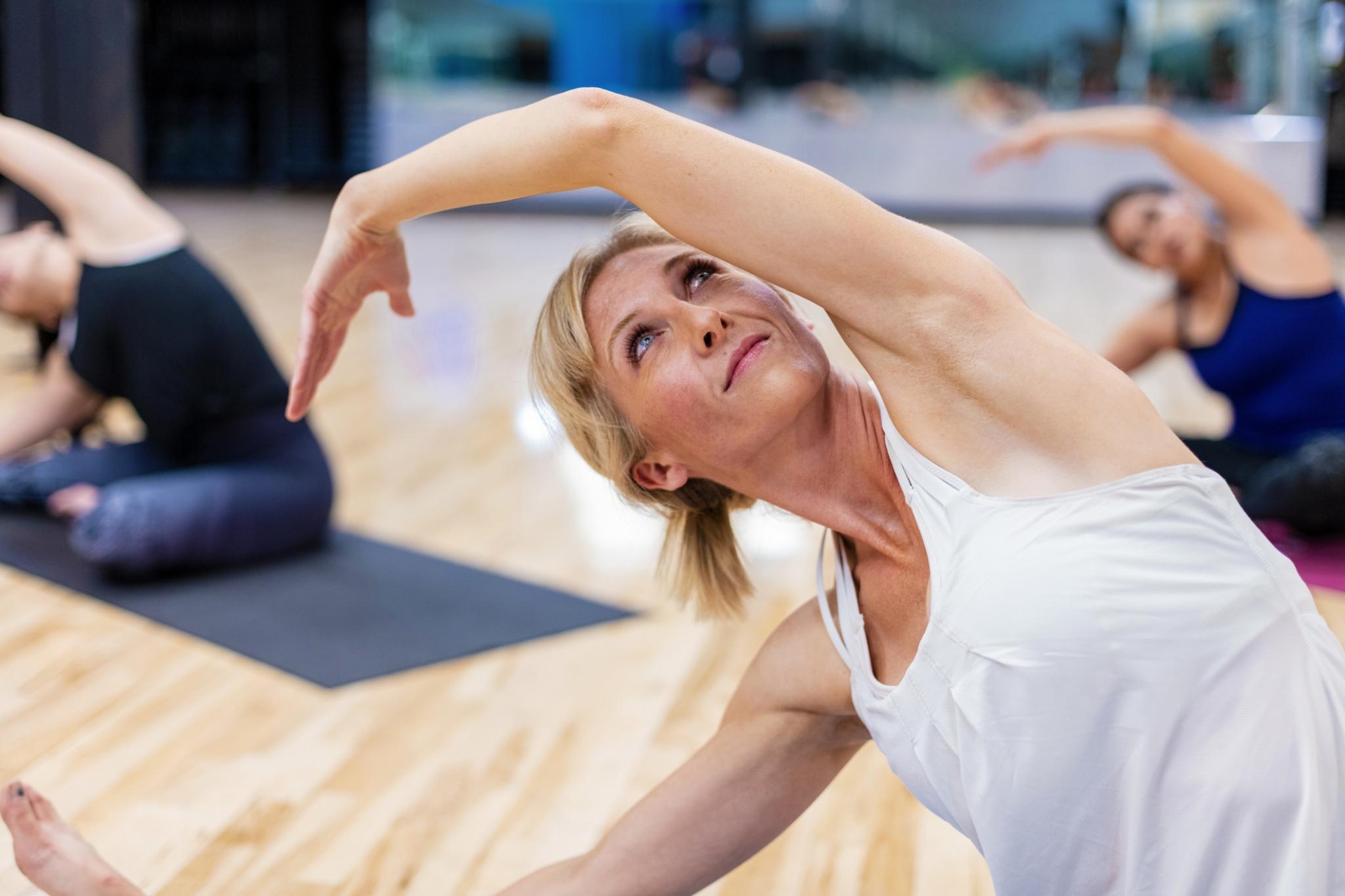 Gentle Yoga - TUES TCH
