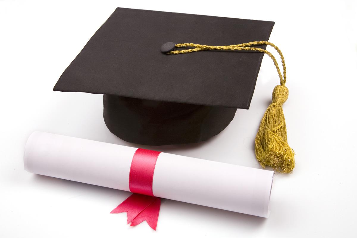 High School Diploma or HiSET