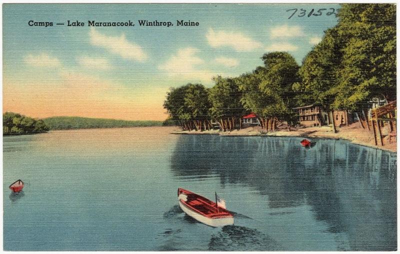 Original source: https://upload.wikimedia.org/wikipedia/commons/thumb/0/0b/Camps_--_Lake_Maranacook%2C_Winthrop%2C_Maine_%2873152%29.jpg/1280px-Camps_--_Lake_Maranacook%2C_Winthrop%2C_Maine_%2873152%29.jpg