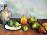 Art In an Evening:  Paul Cezanne Inspired Still Life, Dec. 5 Messalonskee F18