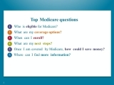 Understanding Medicare Parts A, B, C & D