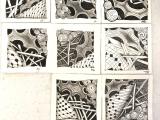 Zentangle Method of Drawing - Introduction