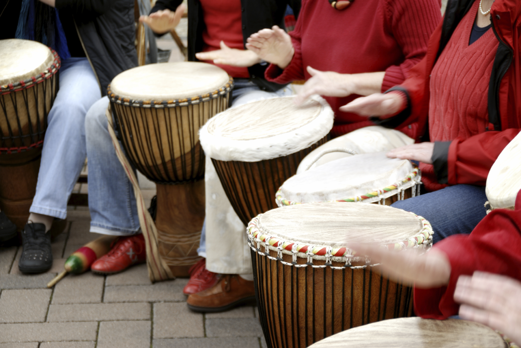 Drumming & Percussion (Session 2)