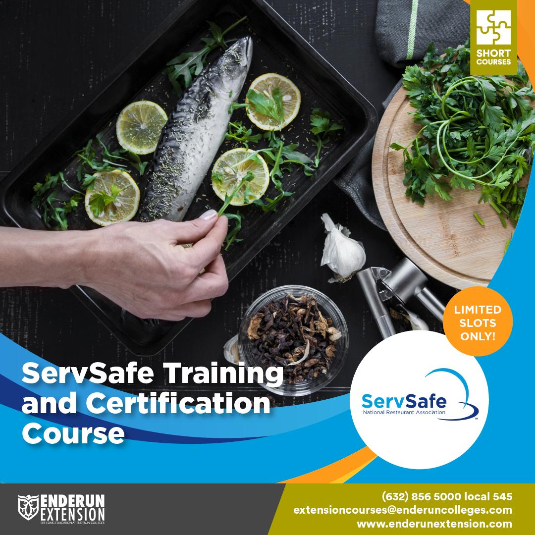 ServSAFE Manager Certification 5/28
