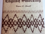 English Smocking - Ornament