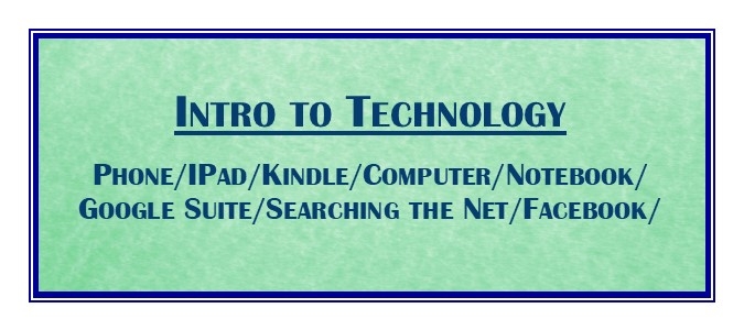 Intro to Technology