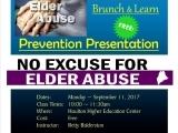 Elder Abuse Prevention Presentation