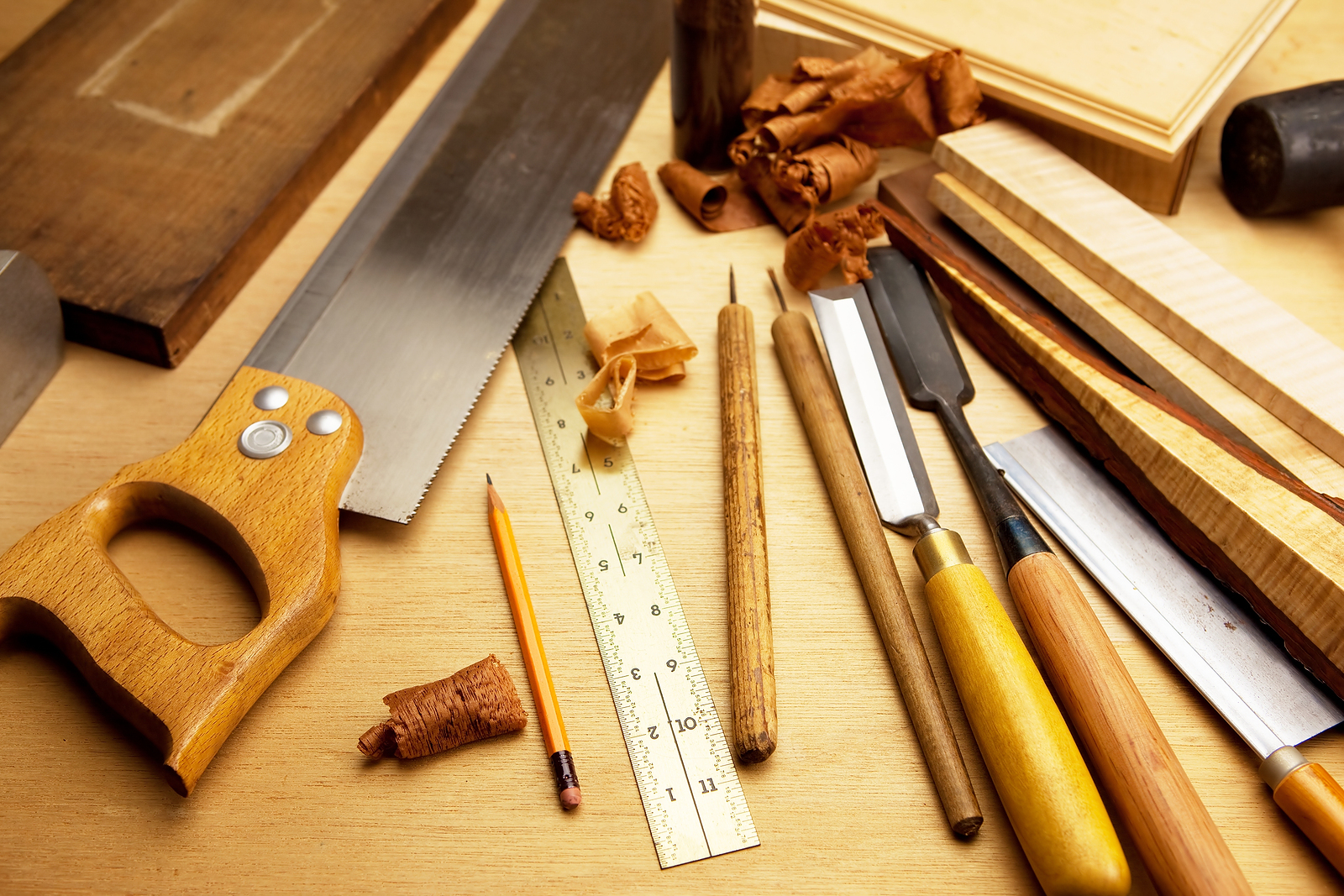 Woodworking Basics II