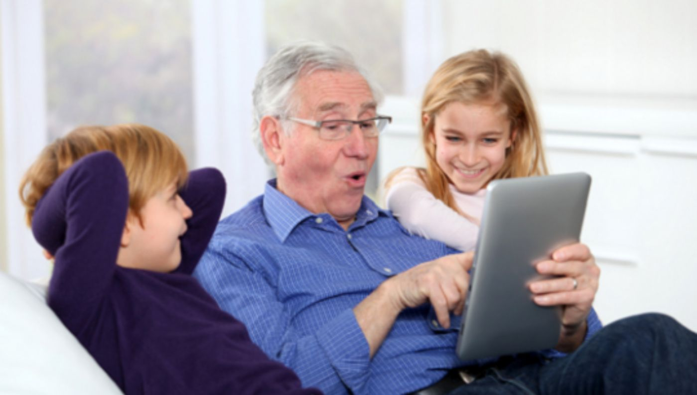 Intro to the Internet for Seniors