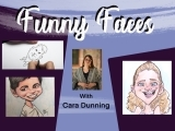 Funny Faces:  The Art of Caricature June 21-25