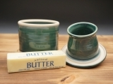 French Butter Crock