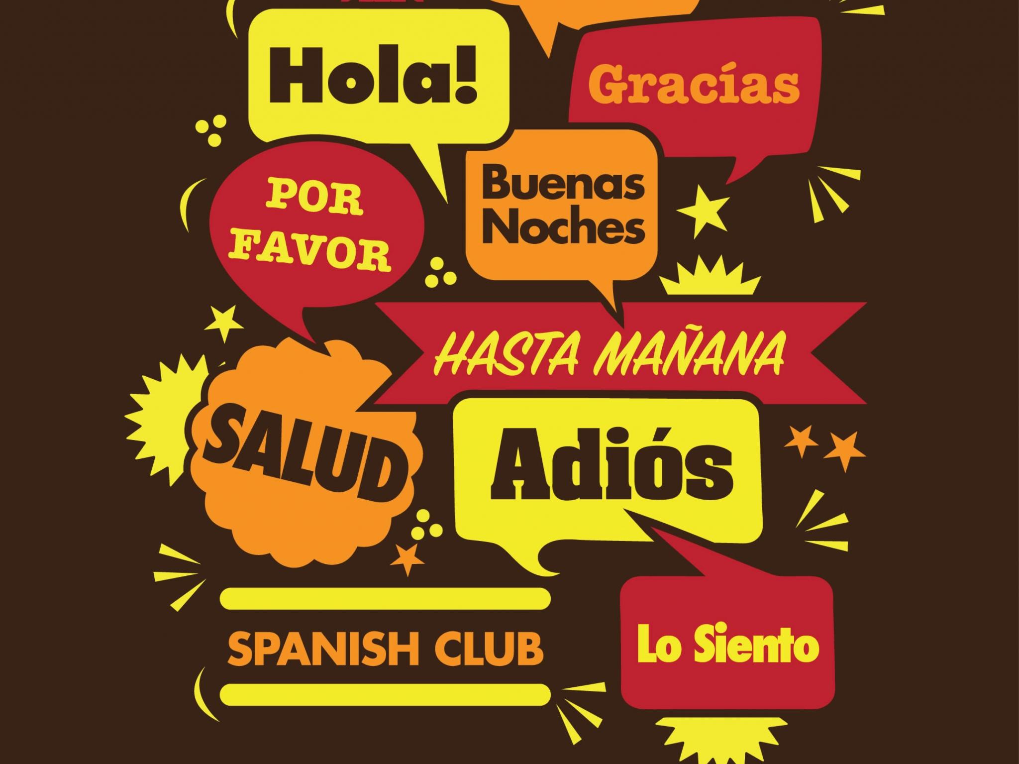 Spanish Conversation Club April 15