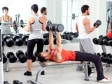 Adult Co-Ed Weight Training