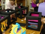 Fun with Paper Sculpture