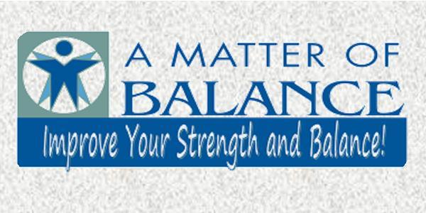 Matter of Balance ~ TBA