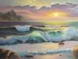 Pastel Painting - R1 HVRHS