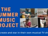Online: Summer Music Project (Aug.)