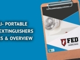 AHJ - Portable Fire Extinguishers Codes & Overview