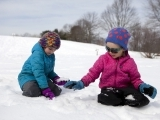 Preschool February Vacation Camp at Gilsland Farm