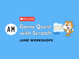 [Online] Game Quest with Scratch