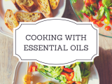 Essential Oils and Cooking
