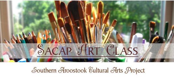 SACAP Art Class