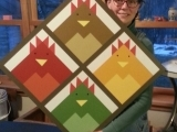Barn Quilts for Beginners
