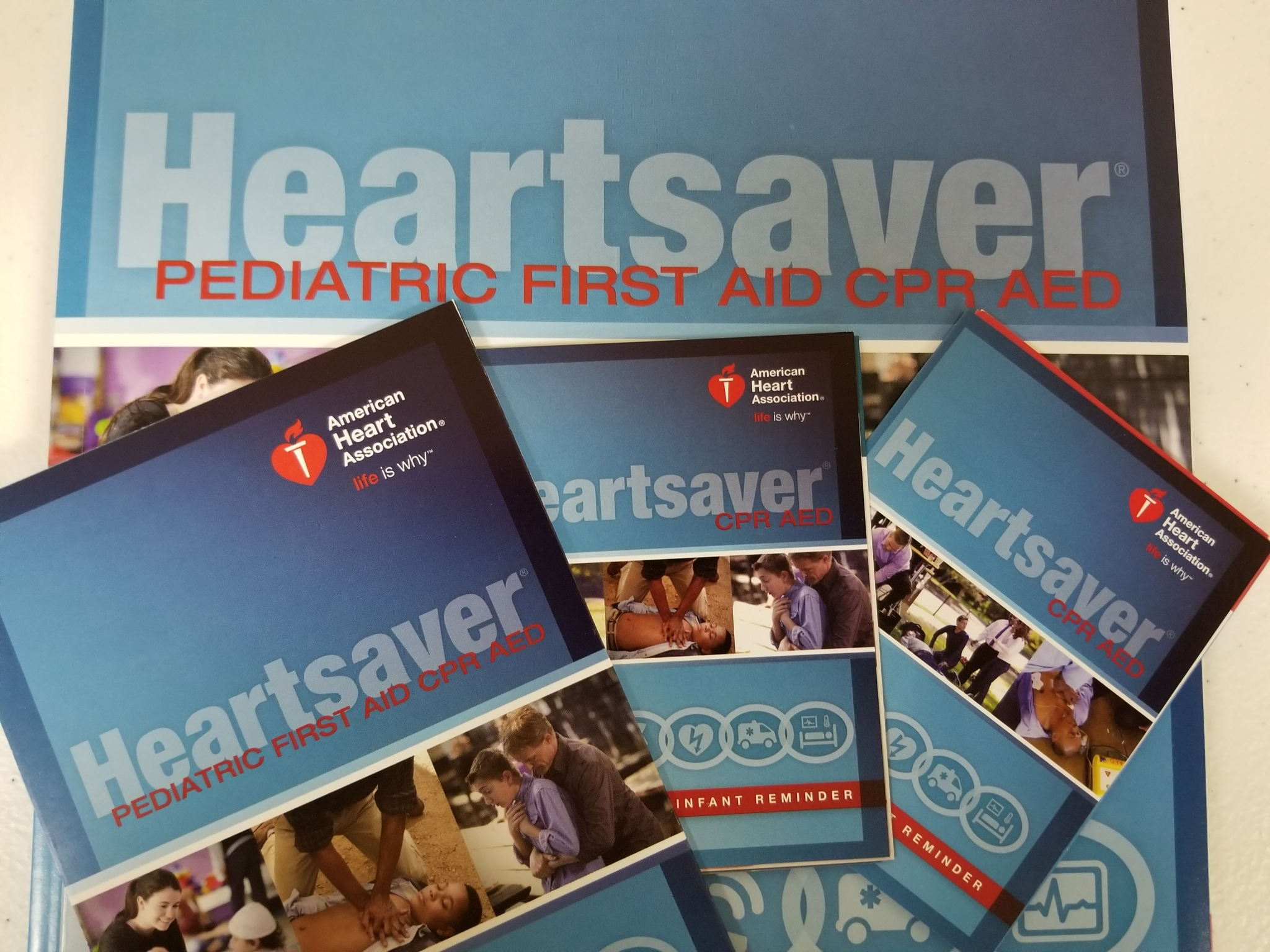 AHA Heartsaver Pediatric First Aid CPR AED Online Classes